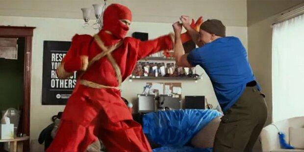 Ninjas kämpfen um Googles Nexus 7