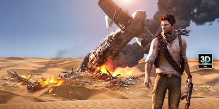 Uncharted 3: Drake's Deception kommt