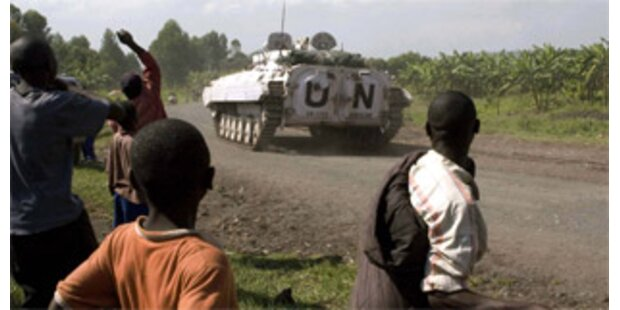 Kongo-Rebellen wollen sich zurückziehen
