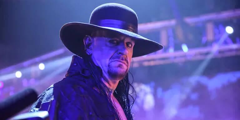 Gänsehaut-Moment beim Undertaker-Abschied