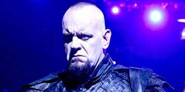 Wrestling-Legende Undertaker gibt Comeback