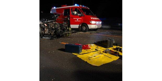 Unfall auf der A2 fordert einen Toten