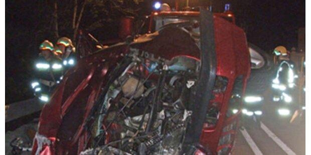 23-Jähriger aus Söll stirbt bei Crash