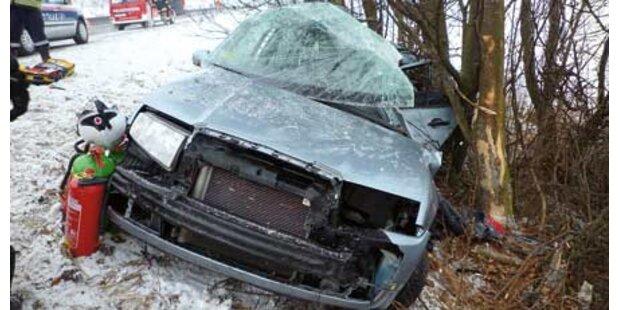 Unfall wegen defektem Anhänger
