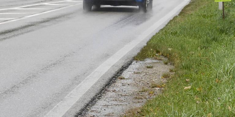 17-jähriger baut Unfall mit Mamas Auto