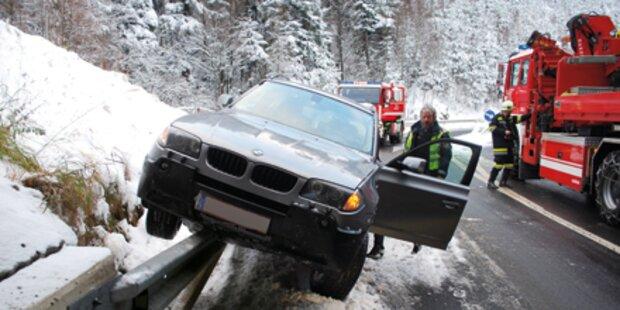 Pro Tag passieren 320 Unfälle