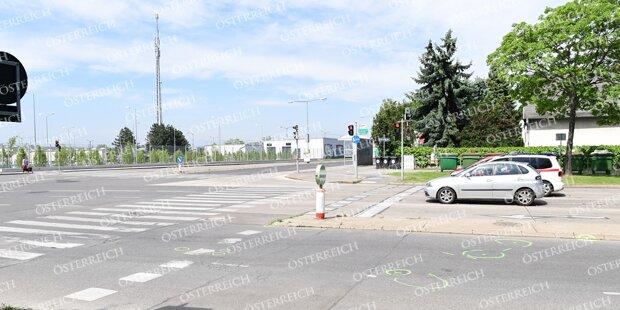 Mädchen (10) bei Unfall in Wien getötet