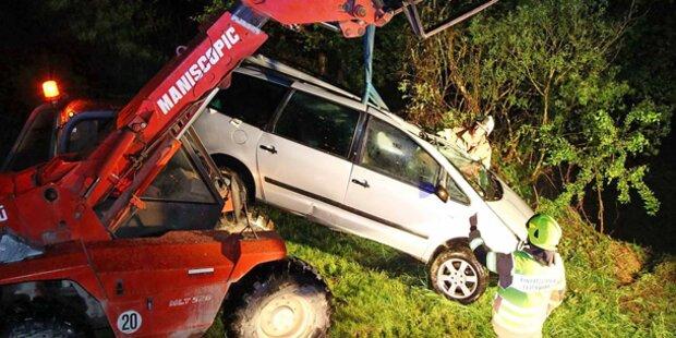 Unfall-Drama: Bangen um Anna (18)