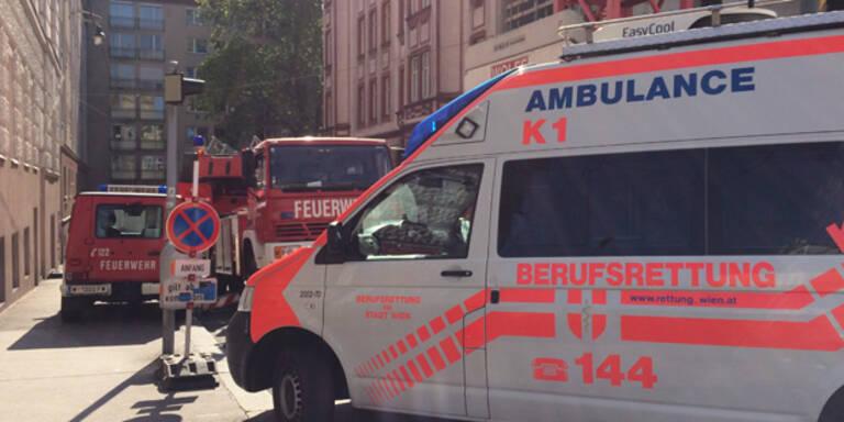 Toter bei tragischem Arbeitsunfall in Wien