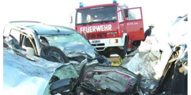 Unfälle kosten jährlich 10 Mrd Euro