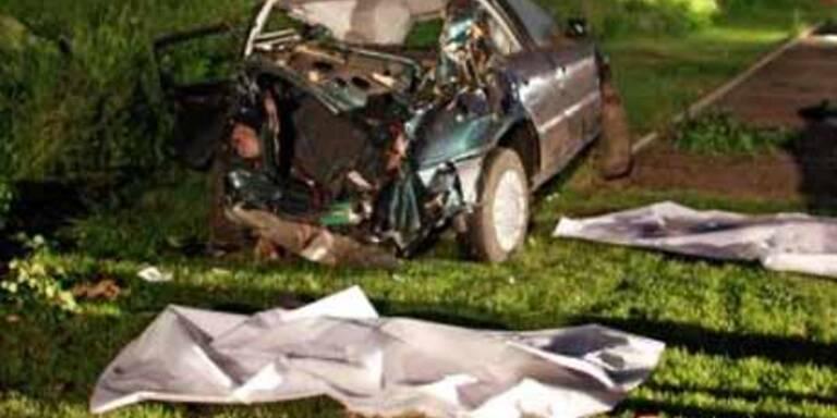 4 Tote und 6 Verletzte bei Unfällen in Kärnten