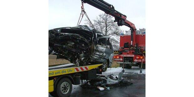 Frontal-Crash bei Jennersdorf war Selbstmord