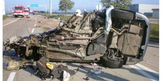 Zahlreiche Staus + Unfälle auf Autobahn