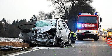 Unfall Straß Eferdinger Straße