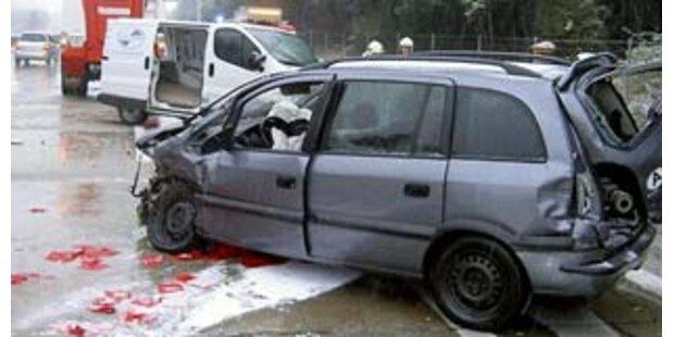 7 Prozent weniger Verkehrs-Tote als im Vorjahr