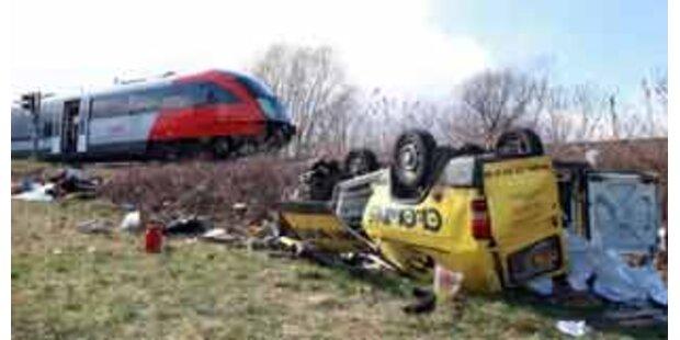 Nach Zugsunglück in Oststeiermark: Beide Kinder verstorben