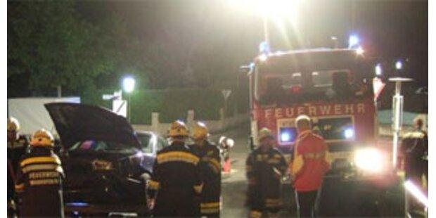 Ein Toter bei Unfall in Waidhofen an der Ybbs