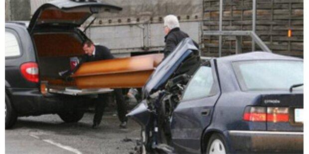 Zwei Tote, zwei Schwerverletzte