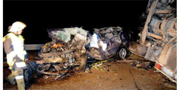 69-Jähriger bei Pkw-Crash im Bezirk Melk getötet