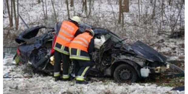 Frau kam bei Unfall im Waldviertel ums Leben