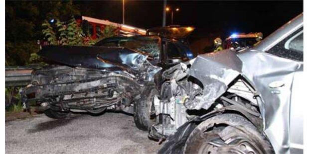 17-jähriger wird zum Unfall-Lenker