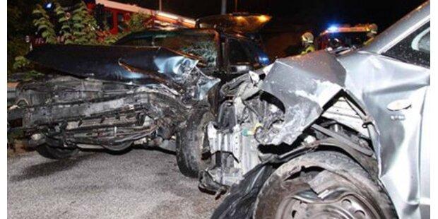 Deutsche verursachen meiste Crashs in Ö