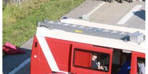 4 Verletzte bei Autocrash im Tennengau