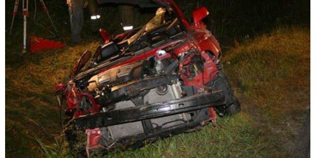 Neun Verletzte bei Unfällen in NÖ