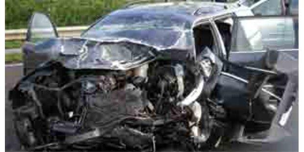 Tödlicher Verkehrsunfall bei Eisenstadt