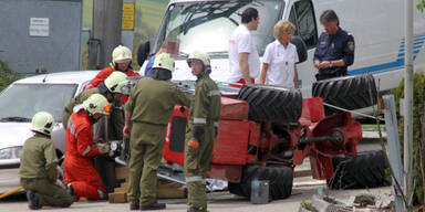 Bub Unfall Oberösterreich