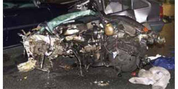 Vier Tote bei Unfällen am Samstag