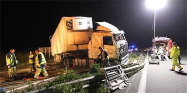 Unfall Frankreich