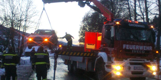 Doppel-Crash fordert 14 Verletzte