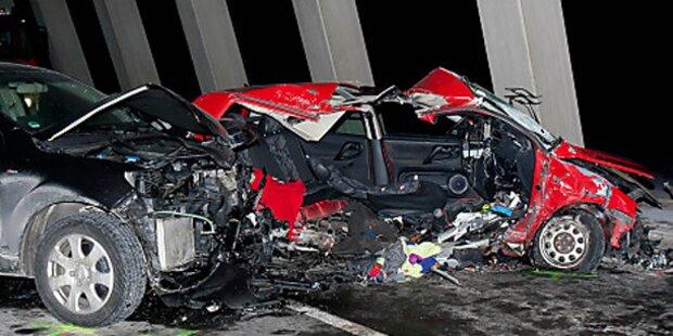 L17-Lenker stirbt bei Crash in Tirol