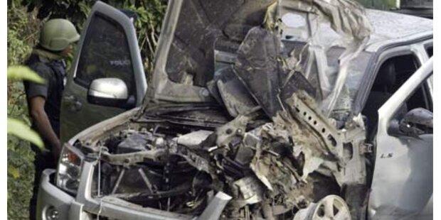 Horror-Busunfall in Thailand