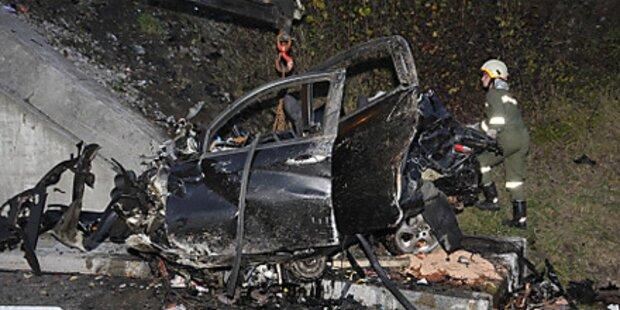Tiroler stirbt bei Crash mit geklautem Auto