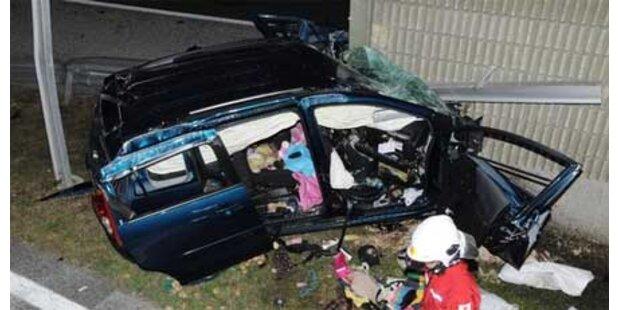 Fünf Tote auf Tirols Straßen
