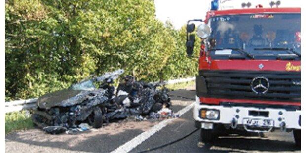 Österreicher verschuldet Unfall mit drei Toten