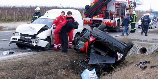 Bub (5) bei Unfall schwer verletzt