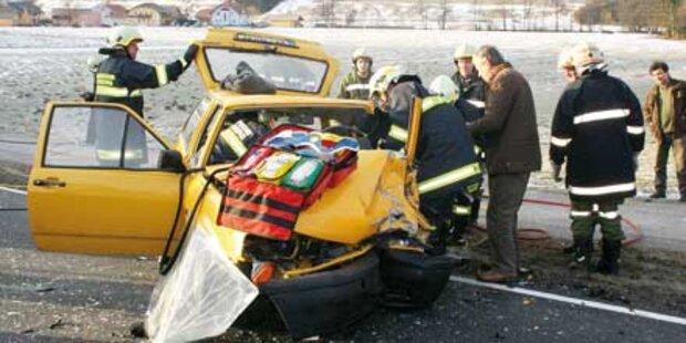Überholmanöver forderte zwei Verletzte