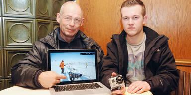 Pisten-Rowdy mit Video geschnappt