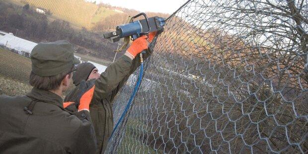 Ungarn erwägt neuen Zaun an rumänischer Grenze
