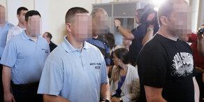 Schlepper-Prozess in Ungarn fortgesetzt