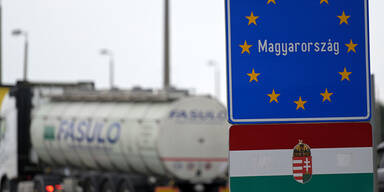 Ungarn schließt seine Grenzen ab heute