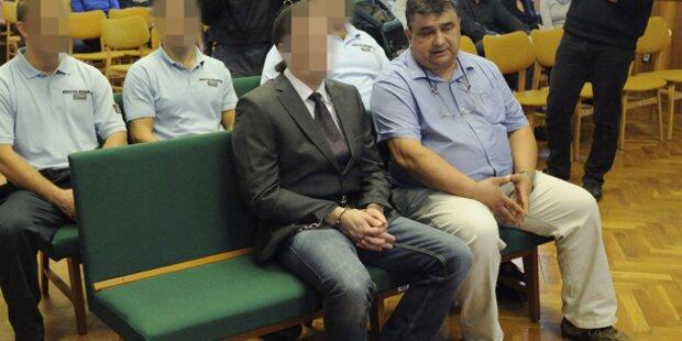 Cop-Killer in Ketten vor Gericht