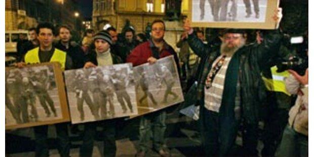 Streiks lähmen Ungarn
