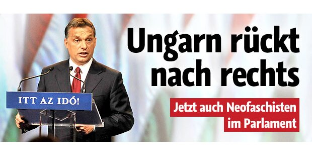 Wahl: Ungarn rückt nach rechts