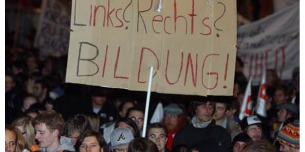 Österreicher wollen Studiengebühren