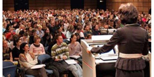 SPÖ brachte Antrag auf Aus der Studiengebühren ein