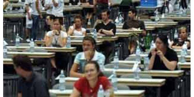 Beschwerde über Aufnahmetests von Grazer Med-Uni